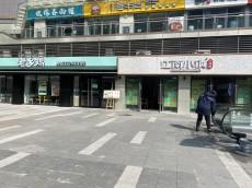 星火路地铁口商业街餐饮小吃旺铺急转