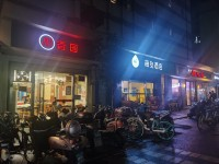 红庙经营多年100平餐饮旺铺通天然气