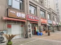 高新区小区门口230平火锅烧烤店转让